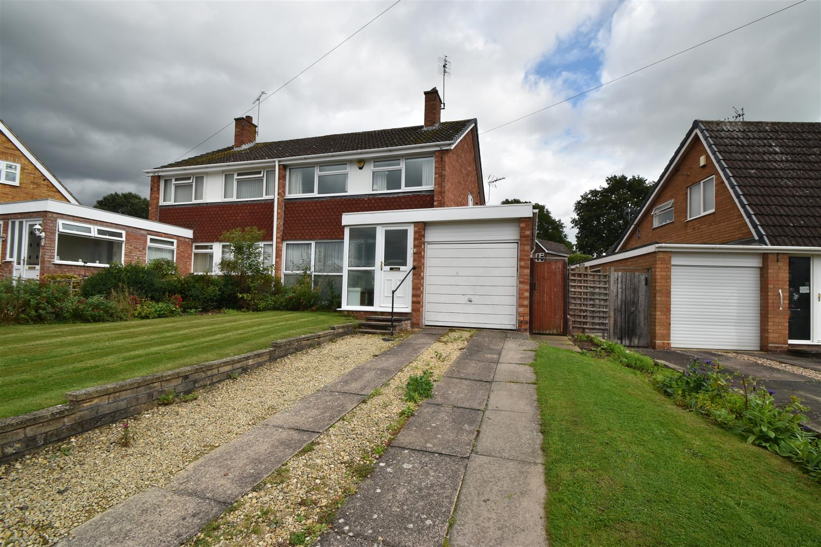 3 Bedrooms Semi Detached House for sale in Pelham Road, Droitwich